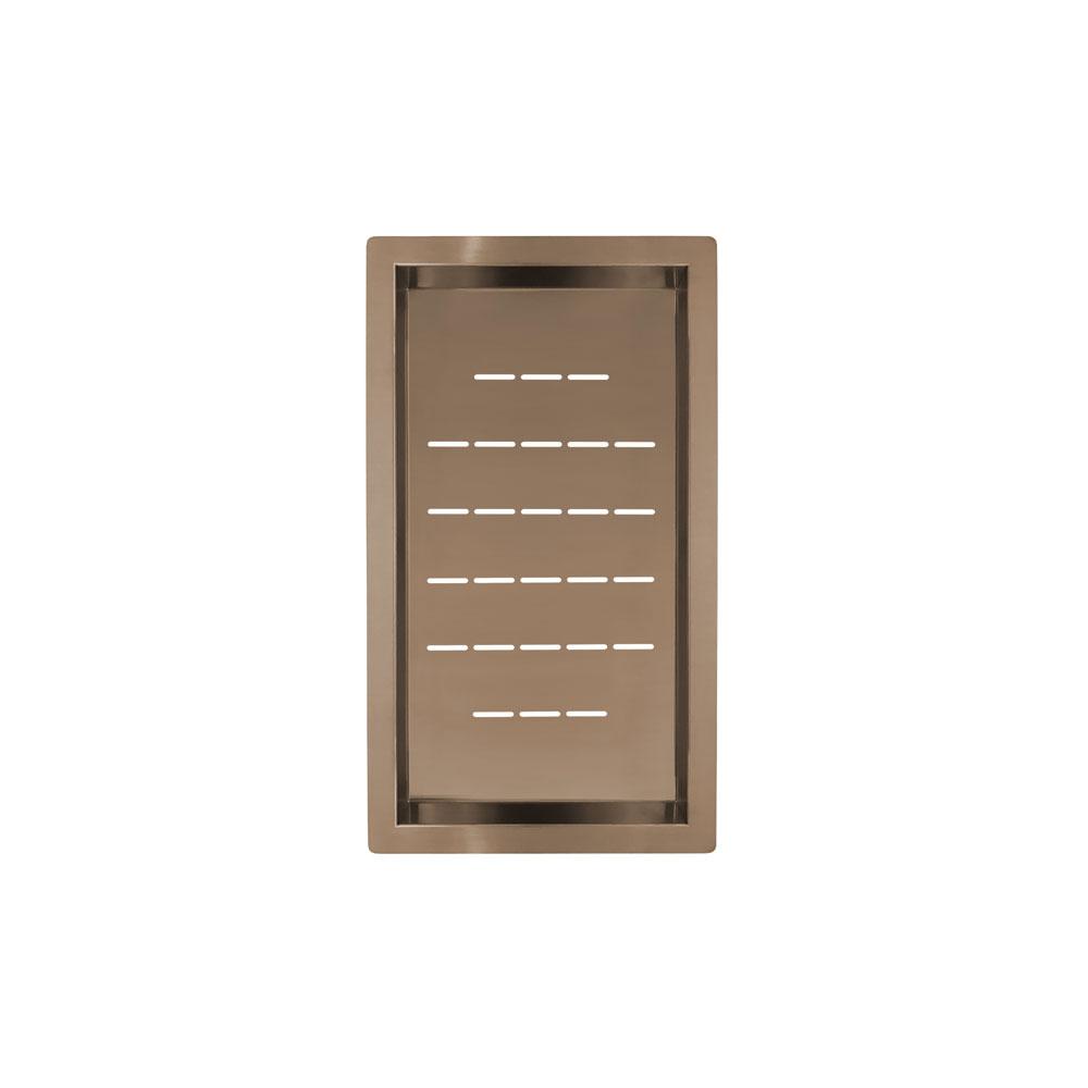 نحاسي وعاء مصفاة - Nivito CU-WB-240-BC