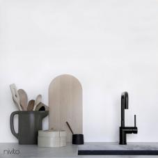 أسود صنبور المطبخ - Nivito 18-RH-320