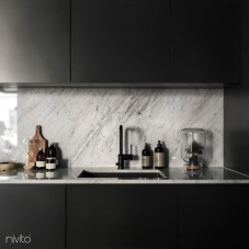 أسود مطبخ صنبور صنبورware