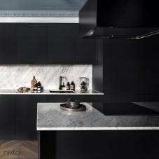 أسود صنبور المطبخ - Nivito 9-RH-320
