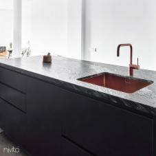 نحاسي صنبور المطبخ - Nivito 2-RH-350