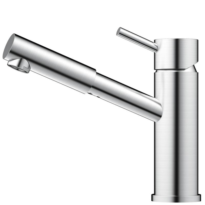 الفولاذ المقاوم للصدأ صنبور الحمام - Nivito FL-20