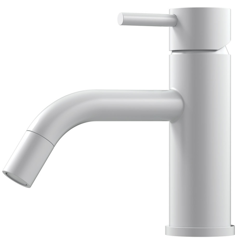 White Bathroom Tap - Nivito RH-63