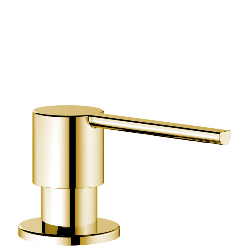 Brass/Gold Soap Pump - Nivito SR-PB