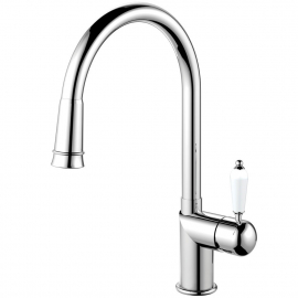 Kitchen Mixer Tap Pullout hose - Nivito CL-210