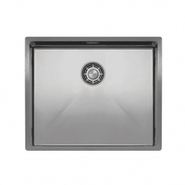 Stainless Steel Kitchen Sink - Nivito CU-500-B