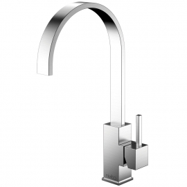 Stainless Steel Kitchen Mixer Tap - Nivito RE-100