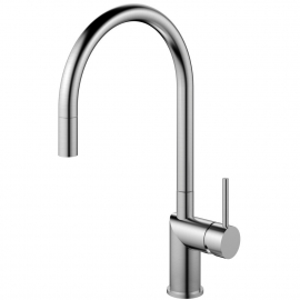 Stainless Steel Kitchen Mixer Tap Pullout hose - Nivito RH-100-EX
