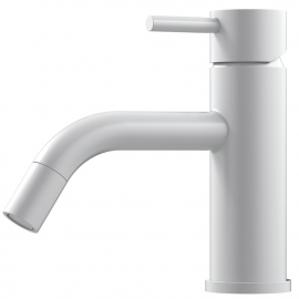 White Bathroom Tap - Nivito RH-63
