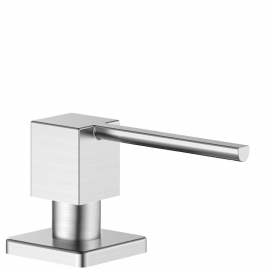 Stainless Steel Soap Dispenser - Nivito SS-B